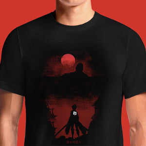 Attack  - Buy Cool Graphic T-shirt for Men Women Online in India | OSOM