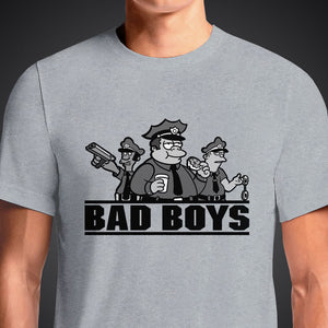 Bad Boys  - Buy Cool Graphic T-shirt for Men Women Online in India | OSOM
