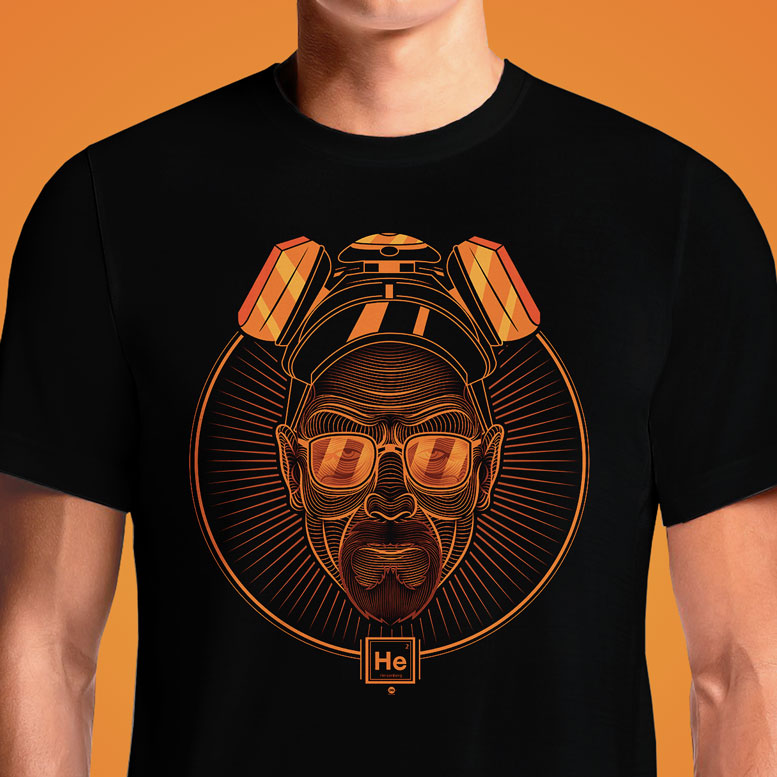 Heisenberg  - Buy Cool Graphic T-shirt for Men Women Online in India | OSOM