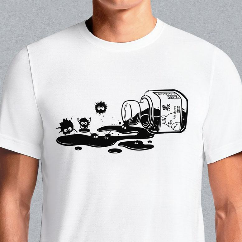Ink Sprites  - Buy Cool Graphic T-shirt for Men Women Online in India | OSOM
