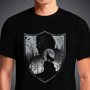 House of Direwolves  - Buy Cool Graphic T-shirt for Men Women Online in India | OSOM