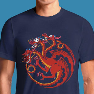 Dragon Racing  - Buy Cool Graphic T-shirt for Men Women Online in India | OSOM