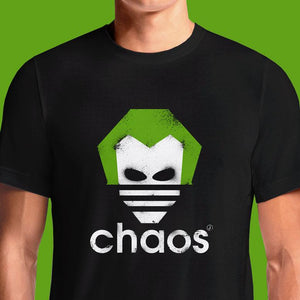 Chaos  - Buy Cool Graphic T-shirt for Men Women Online in India | OSOM