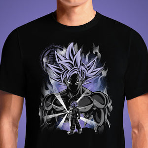 Ultra Instinct Hero  - Buy Cool Graphic T-shirt for Men Women Online in India | OSOM
