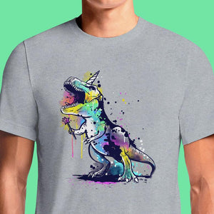 Unicornosaurus Rex  - Buy Cool Graphic T-shirt for Men Women Online in India | OSOM