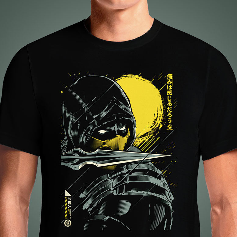 Scorpion  - Buy Cool Graphic T-shirt for Men Women Online in India | OSOM