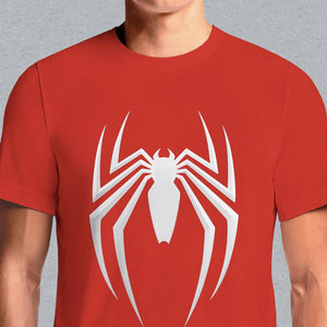 Spiderman PS4  - Buy Cool Graphic T-shirt for Men Women Online in India | OSOM