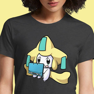 Jirachi 3DS  - Buy Cool Graphic T-shirt for Men Women Online in India | OSOM