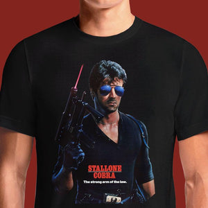 Stallone Cobra  - Buy Cool Graphic T-shirt for Men Women Online in India | OSOM