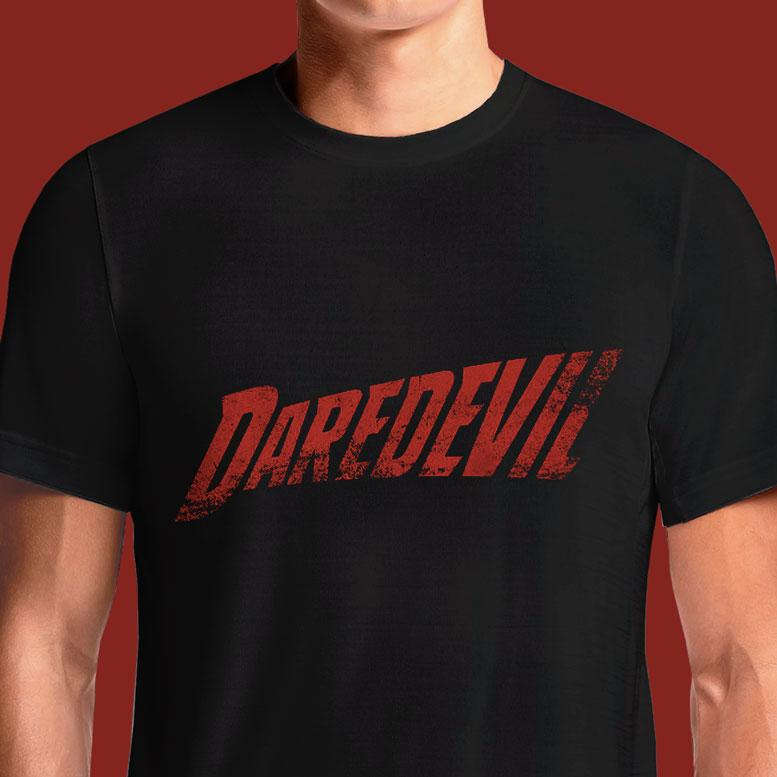 Daredevil  - Buy Cool Graphic T-shirt for Men Women Online in India | OSOM