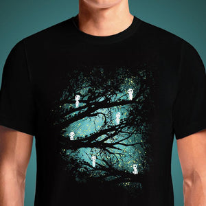 Forest Spirit  - Buy Cool Graphic T-shirt for Men Women Online in India | OSOM