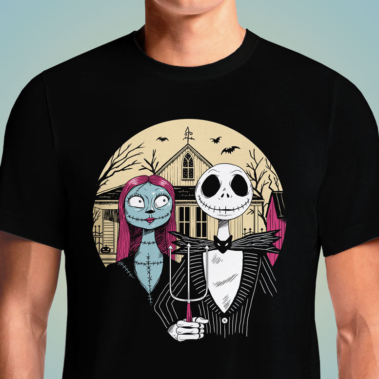 Nightmare Gothic  - Buy Cool Graphic T-shirt for Men Women Online in India | OSOM