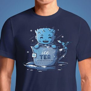 Ice Tea  - Buy Cool Graphic T-shirt for Men Women Online in India | OSOM