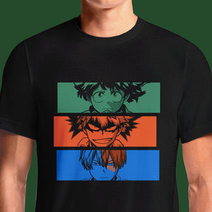 Monster Trio  - Buy Cool Graphic T-shirt for Men Women Online in India | OSOM