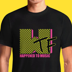WTF Happened?  - Buy Cool Graphic T-shirt for Men Women Online in India | OSOM