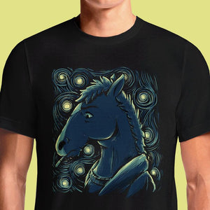 Starry Horse  - Buy Cool Graphic T-shirt for Men Women Online in India | OSOM