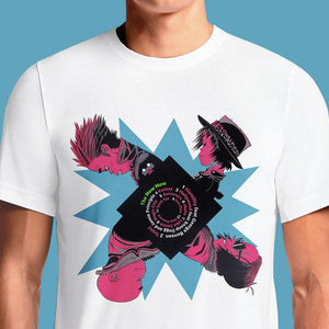 Now Now Vinyl  - Buy Cool Graphic T-shirt for Men Women Online in India | OSOM