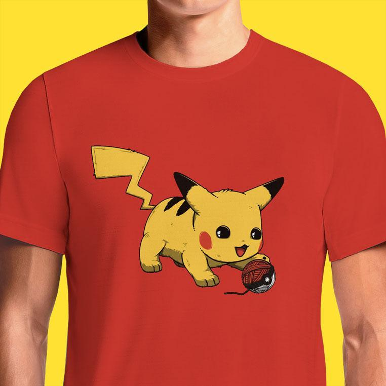 Picatchu  - Buy Cool Graphic T-shirt for Men Women Online in India | OSOM