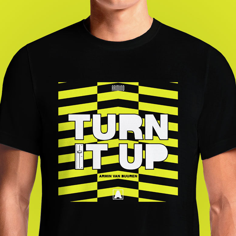 Turn It Up  - Buy Cool Graphic T-shirt for Men Women Online in India | OSOM