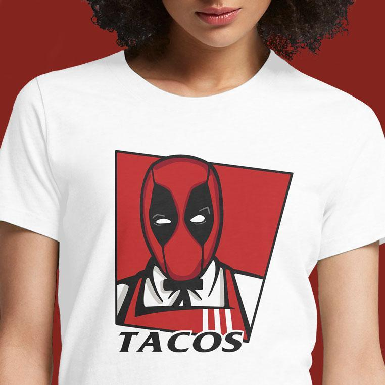 Tacos  - Buy Cool Graphic T-shirt for Men Women Online in India | OSOM