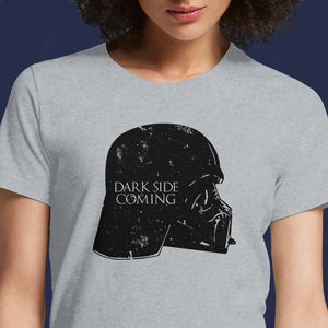 Dark Side is Coming  - Buy Cool Graphic T-shirt for Men Women Online in India | OSOM