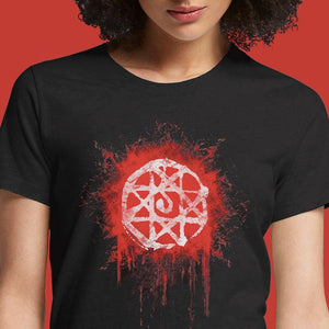 Alphonse Elric Blood Seal  - Buy Cool Graphic T-shirt for Men Women Online in India | OSOM