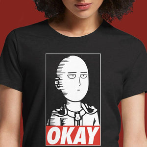 OKAY  - Buy Cool Graphic T-shirt for Men Women Online in India | OSOM