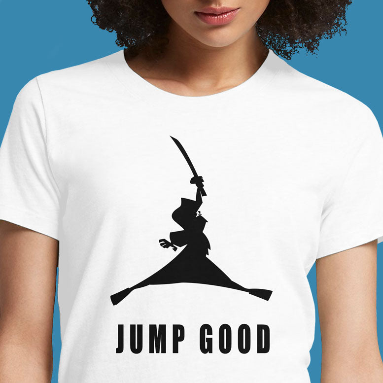Jump Good  - Buy Cool Graphic T-shirt for Men Women Online in India | OSOM