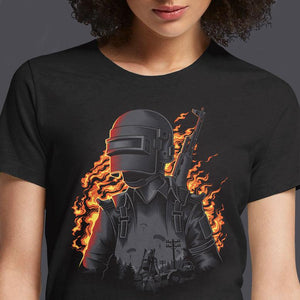 Free Fire PUBG  - Buy Cool Graphic T-shirt for Men Women Online in India | OSOM