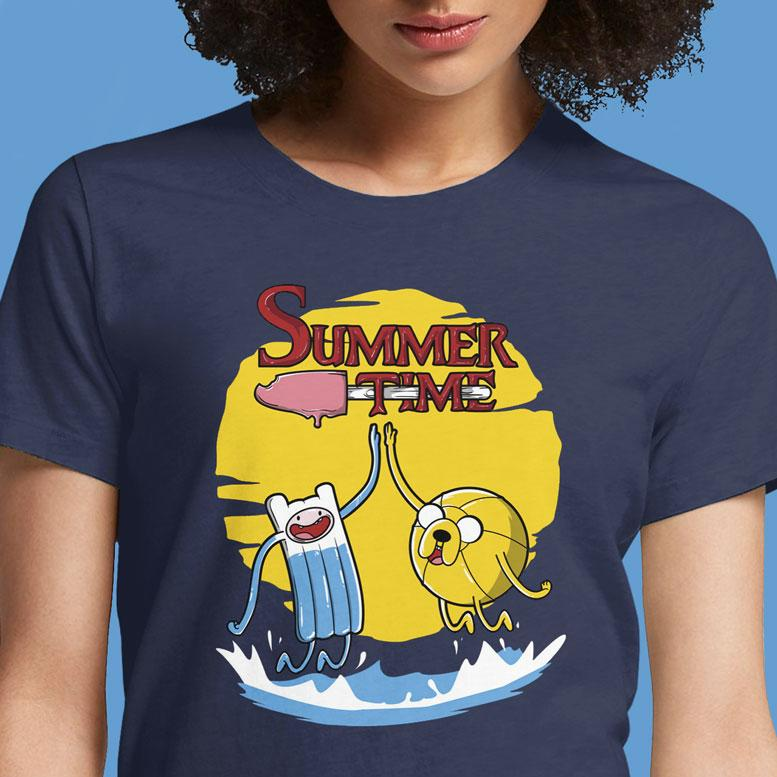 Summer Time  - Buy Cool Graphic T-shirt for Men Women Online in India | OSOM