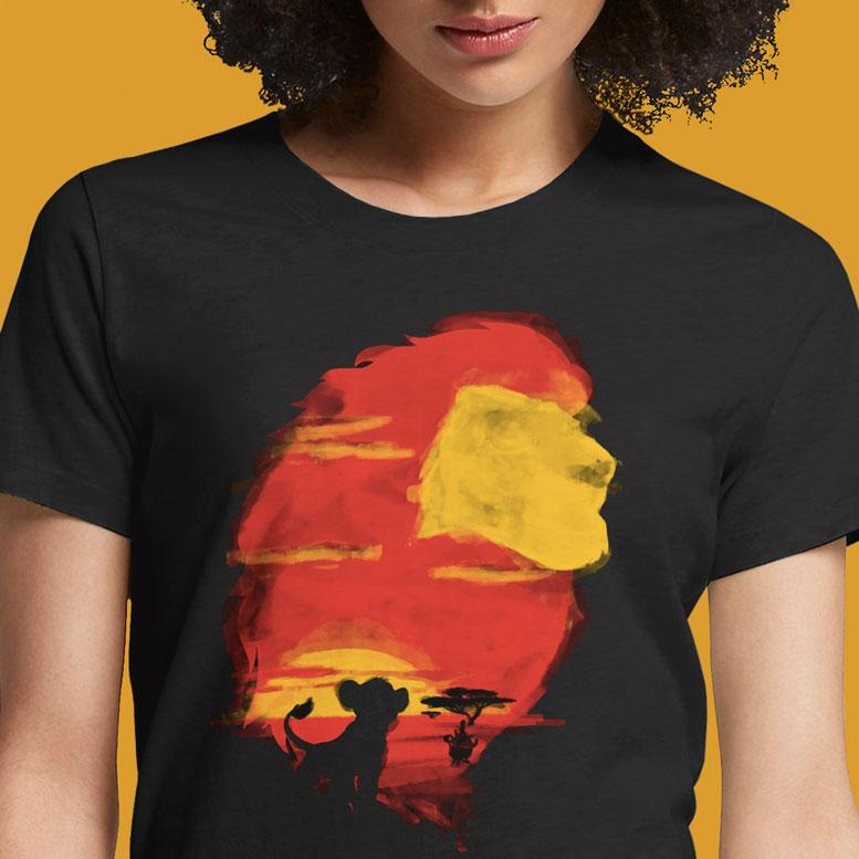 King Simba  - Buy Cool Graphic T-shirt for Men Women Online in India | OSOM
