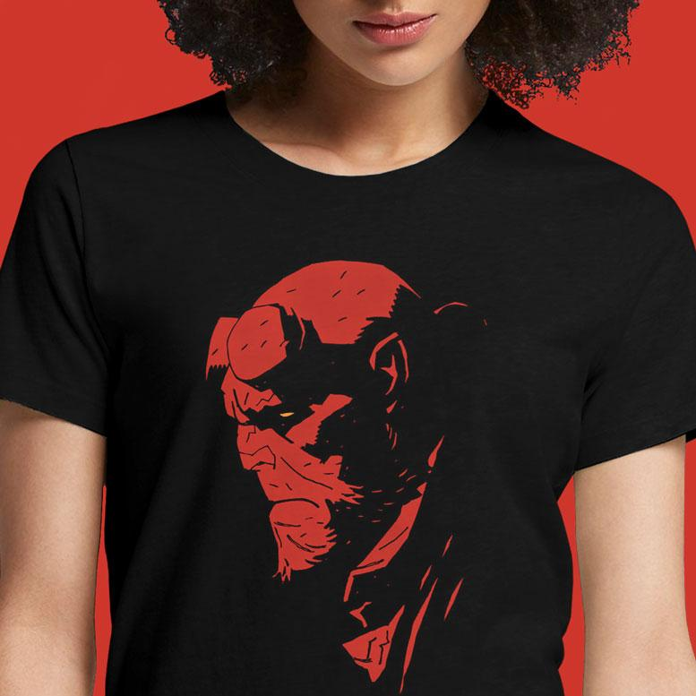 Hellboy  - Buy Cool Graphic T-shirt for Men Women Online in India | OSOM