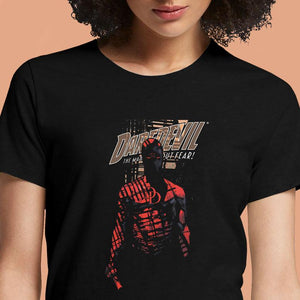 Without Fear  - Buy Cool Graphic T-shirt for Men Women Online in India | OSOM