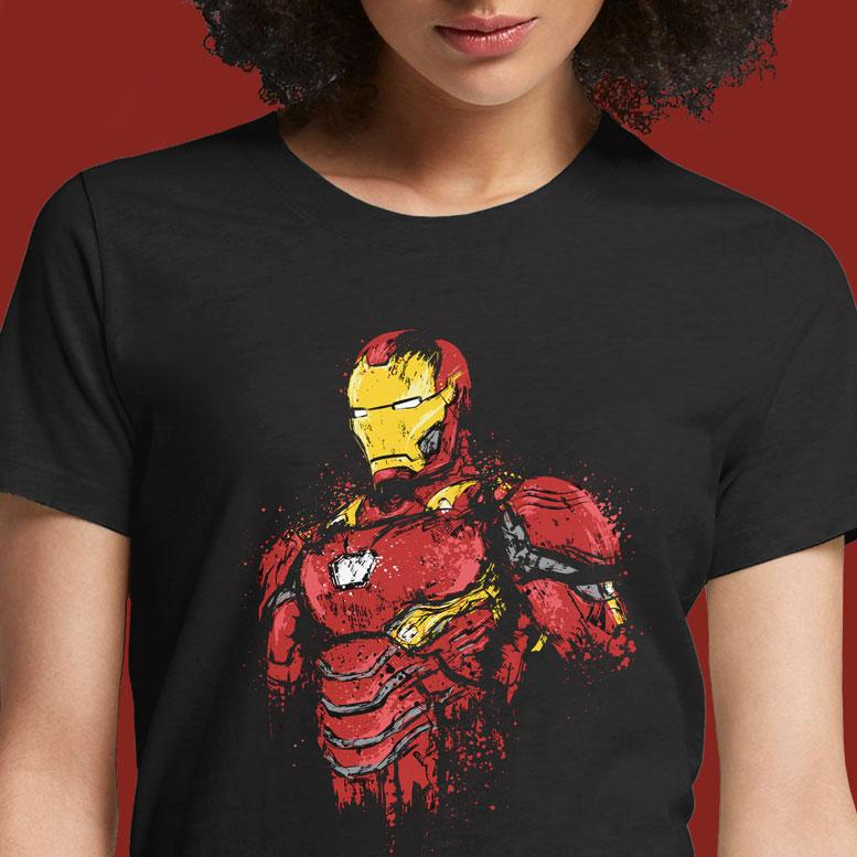 Infinity Iron  - Buy Cool Graphic T-shirt for Men Women Online in India | OSOM