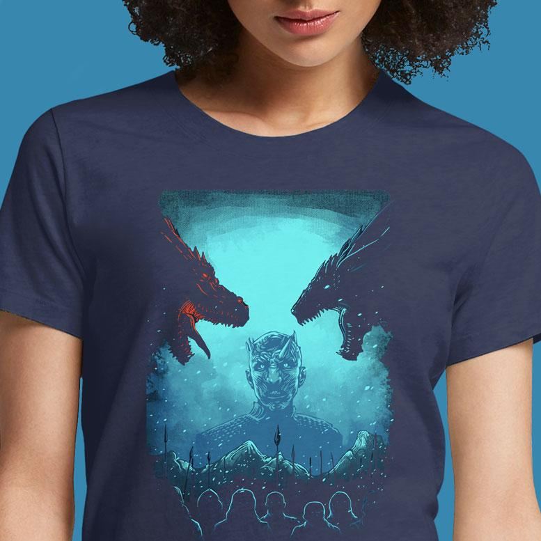 The End Begins  - Buy Cool Graphic T-shirt for Men Women Online in India | OSOM
