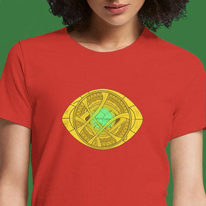 Eye of Agamotto  - Buy Cool Graphic T-shirt for Men Women Online in India | OSOM