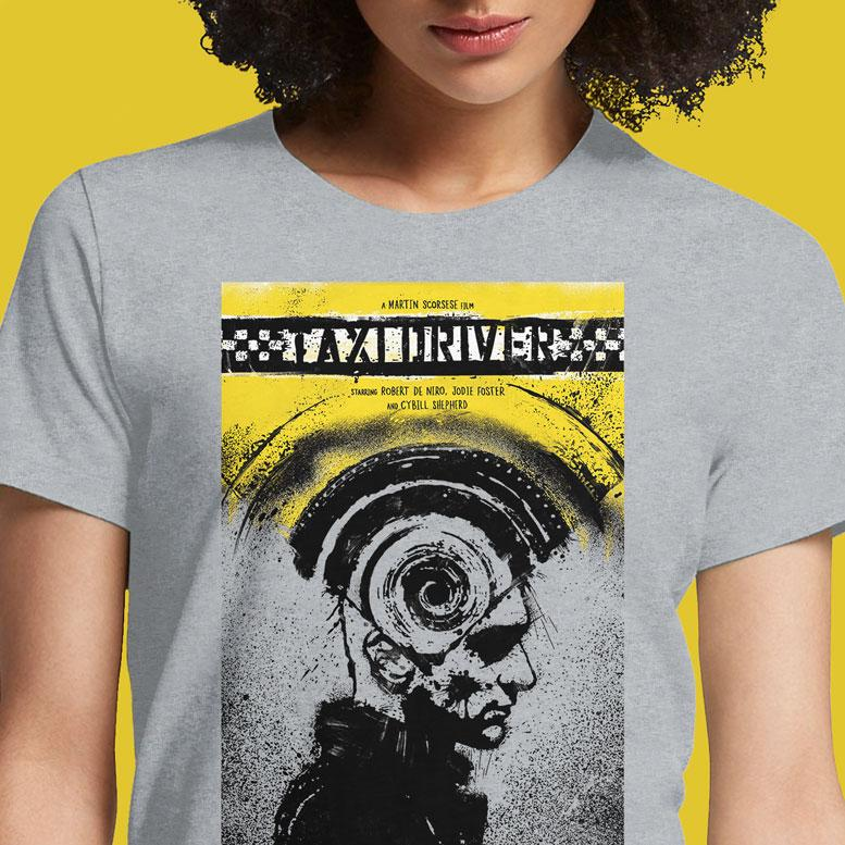 Taxi Driver  - Buy Cool Graphic T-shirt for Men Women Online in India | OSOM
