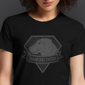 Diamond Dogs  - Buy Cool Graphic T-shirt for Men Women Online in India | OSOM