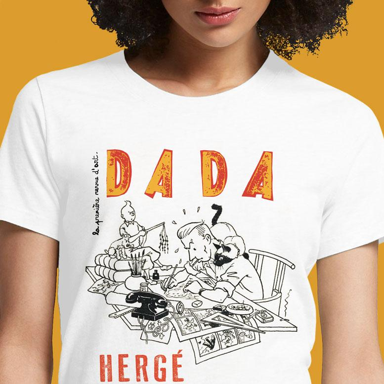 Dada Herge  - Buy Cool Graphic T-shirt for Men Women Online in India | OSOM
