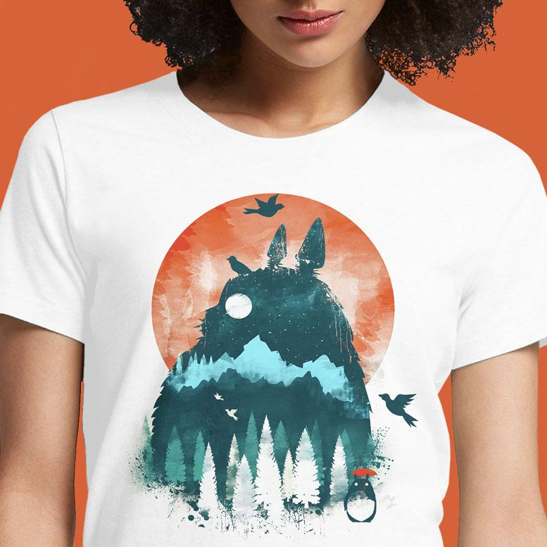 Landscape  - Buy Cool Graphic T-shirt for Men Women Online in India | OSOM