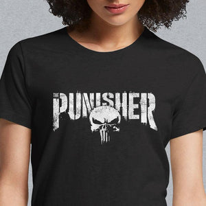 The Punisher  - Buy Cool Graphic T-shirt for Men Women Online in India | OSOM