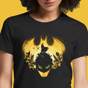 Dark Kinghtmare  - Buy Cool Graphic T-shirt for Men Women Online in India | OSOM