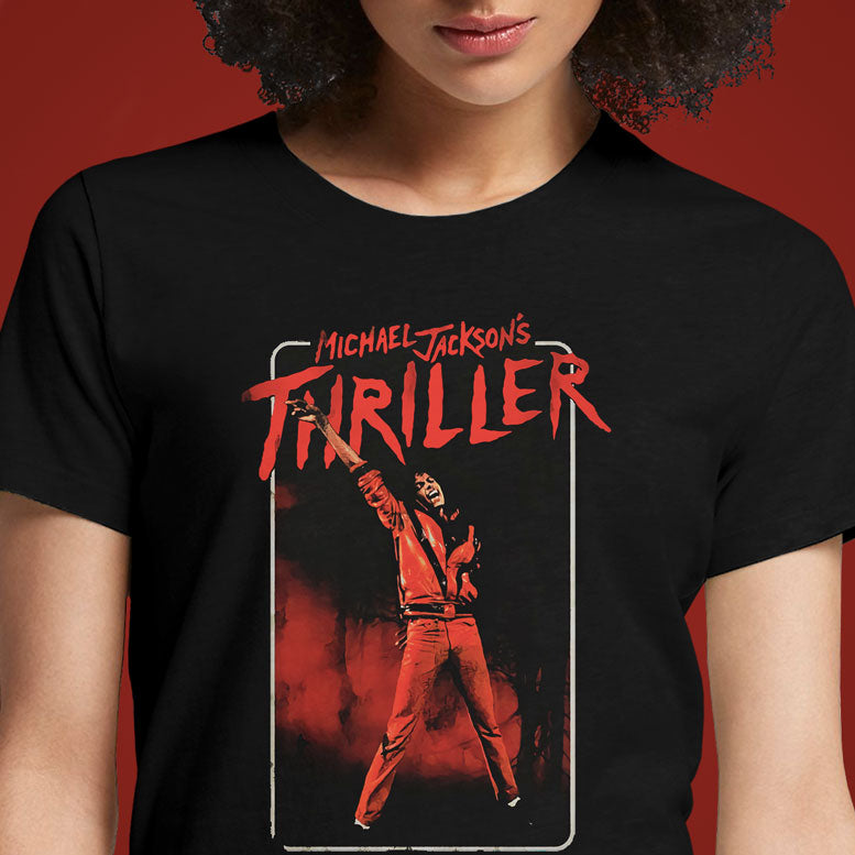 Thriller  - Buy Cool Graphic T-shirt for Men Women Online in India | OSOM