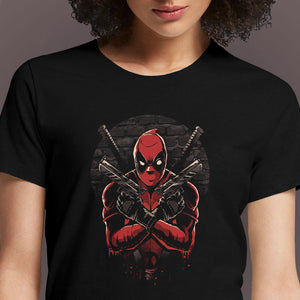 Red Gun  - Buy Cool Graphic T-shirt for Men Women Online in India | OSOM