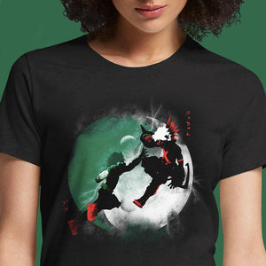Eternal Rivals  - Buy Cool Graphic T-shirt for Men Women Online in India | OSOM