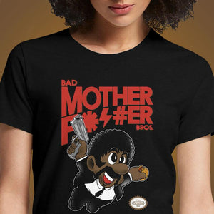 Bad Bros  - Buy Cool Graphic T-shirt for Men Women Online in India | OSOM