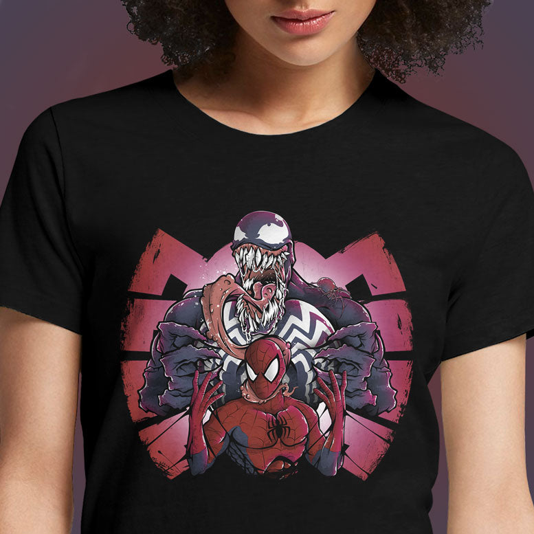 Symbiote Outbreak  - Buy Cool Graphic T-shirt for Men Women Online in India | OSOM