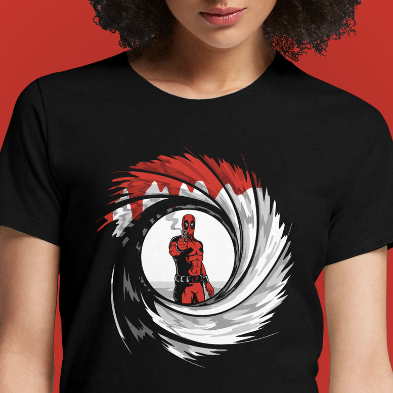 Pool Dead Pool  - Buy Cool Graphic T-shirt for Men Women Online in India | OSOM