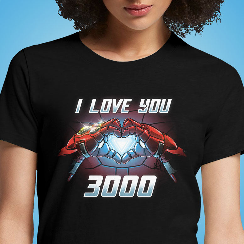 I Love You 3000  - Buy Cool Graphic T-shirt for Men Women Online in India | OSOM