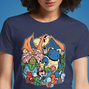 Pokefriends  - Buy Cool Graphic T-shirt for Men Women Online in India | OSOM